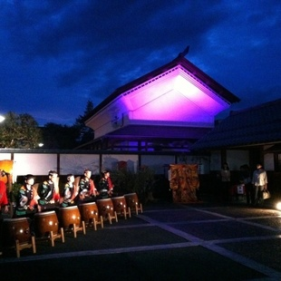 篝火コンサート♪