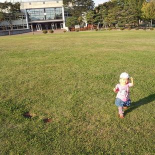 子どもたちが力いっぱい走り回れる公園ならす...