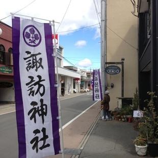 山辺三社祭の準備が各町内で行われています。...